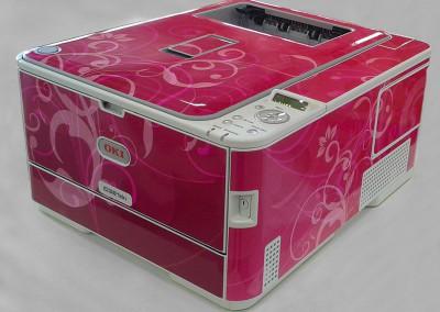 "OKI Drucker ""Pinkdesign"""