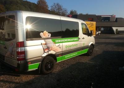 Senioreneinkaufsbus