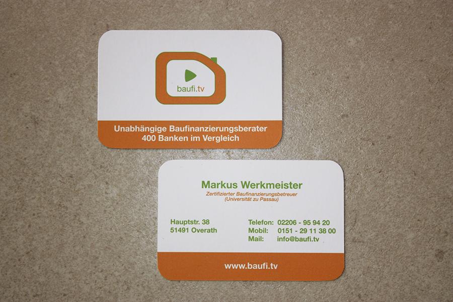 Drucksachen Visitenkarten Flyer Aus Overath Gesteltet Von Kwom